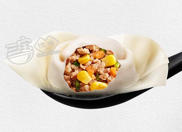 三宝玉米鲜肉馄饨