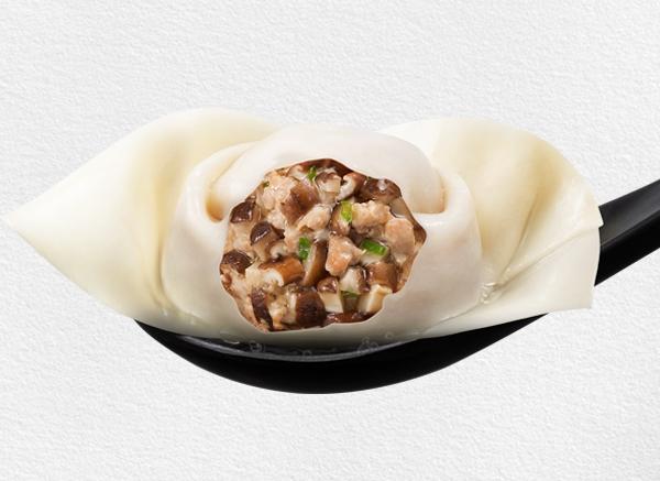 三宝香菇鲜肉馄饨