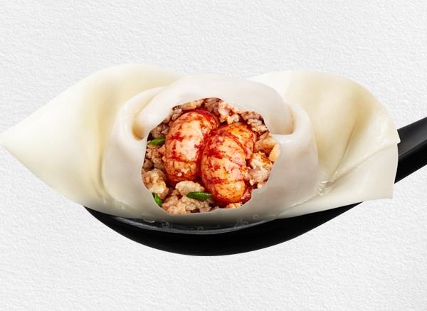 三宝小龙虾馄饨
