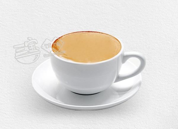 海盐阿萨姆茶