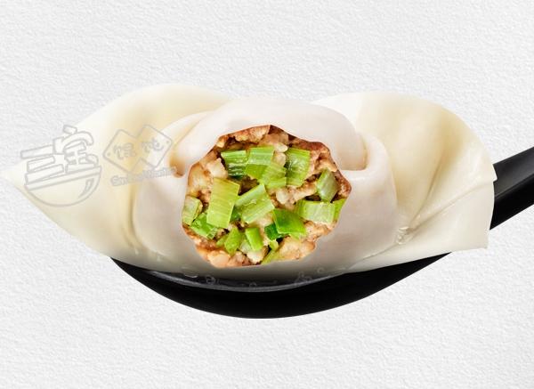 天津三宝大葱鲜肉馄饨